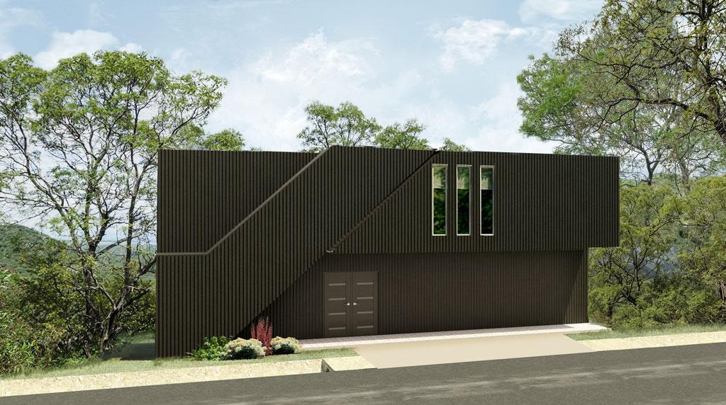 Cu nto cuesta construir una casa con steel framing for Modelos de casa para construccion