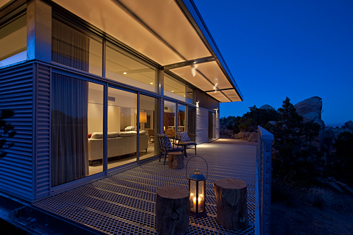 Dise os de hermosas casas construidas con steel framing for Casa minimalista steel framing